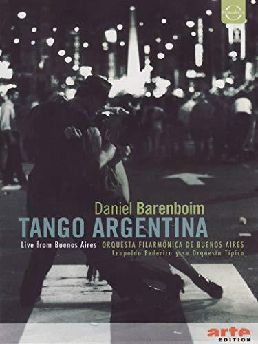 Tango Argentina: Daniel Barenboim live from Buenos Aires