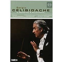 Celibidache in Rehearsal & Performance