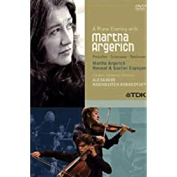 Piano Evening with Martha Argerich