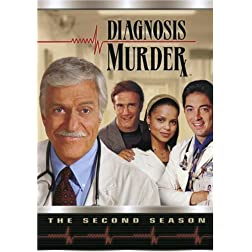 Diagnosis Murder - The Second Season