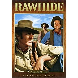 Rawhide - The Second Season, Vol. 1