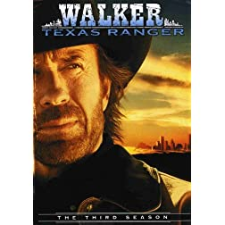 Walker, Texas Ranger - The Complete Third Season