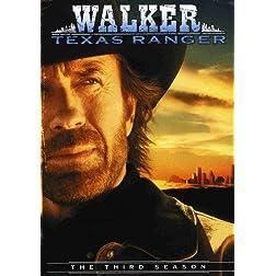 Walker, Texas Ranger - The Complete Third Season