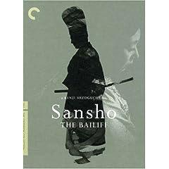 Sansho the Bailiff - Criterion Collection