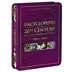 Encyclopedia of the 20th Century (5-pk)(Tin)