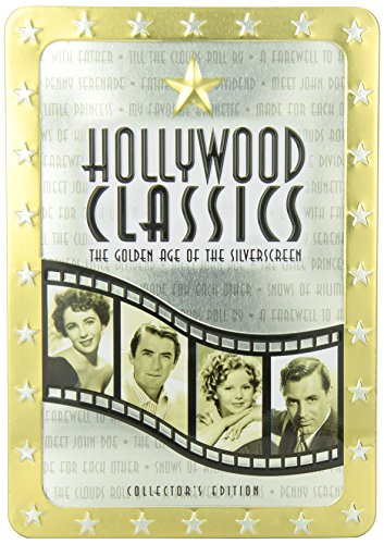 Hollywood Classics: Golden Age of the Silver Screen