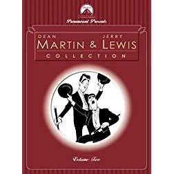 Dean Martin & Jerry Lewis Collection - Vol. 2 (You're Never Too Young / Artists and Models / Living It up / Pardners / Hollywood or Bust)