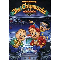Alvin And The Chipmunks - The Chipmunks Go To The Movies
