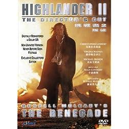 Highlander 2-the Renegade