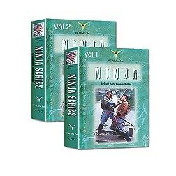 Ninja Style Kenjutsu 2 DVD Set