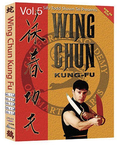Wing Chun Vol.5-Street Fighting Applications