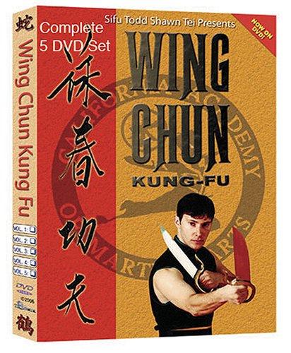 Wing Chun 5 DVD Set