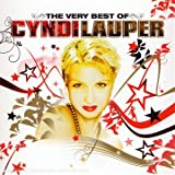 album art to The Very Best of Cyndi Lauper