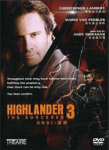 Highlander 3-the Sorcerer