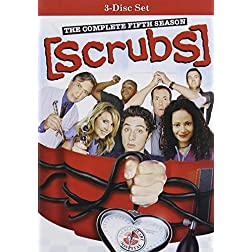 Scrubs - The Complete Fifth Season