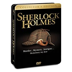 Sherlock Holmes: Collector's Edition (5-pk)(Tin)