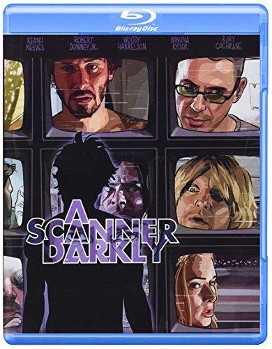 A Scanner Darkly [Blu-ray]