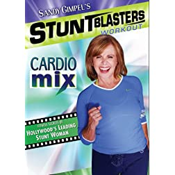 Sandy Gimpel: Stuntblaster's Cardio Mix
