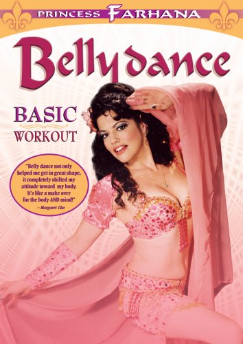 Princess Farhana: Belly Dance Basic Workout