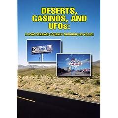 Deserts, Casinos and UFOs