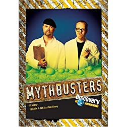 MythBusters Season 1 - Episode 1: Jet Assisted Chevy