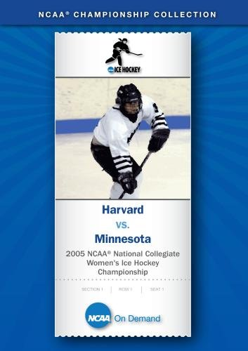 2005 NCAA(R) Division I Women's Ice Hockey Championship