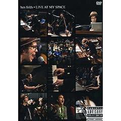 Ben Folds Live At Myspace