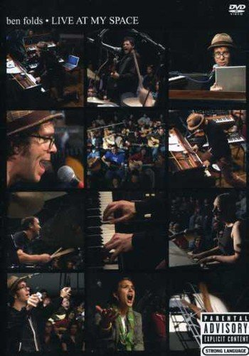 Ben Folds Live At Myspace