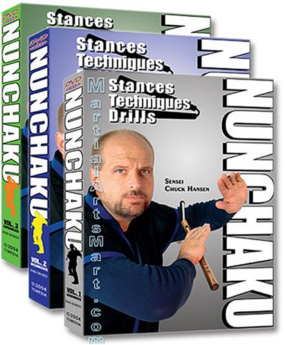 Nunchaku 3 DVD Set
