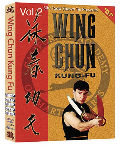 Wing Chun Vol.2-Strategies and Tactics