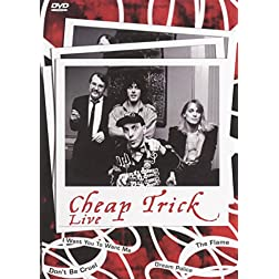 Cheap Trick Live