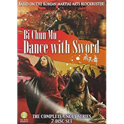Bi Chun Mu: Dance with Sword-Complete Series