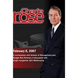 Charlie Rose (February 8, 2007)