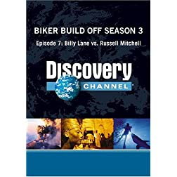 Biker Build Off Season 3 - Episode 7: Billy Lane vs. Russell Mitchell