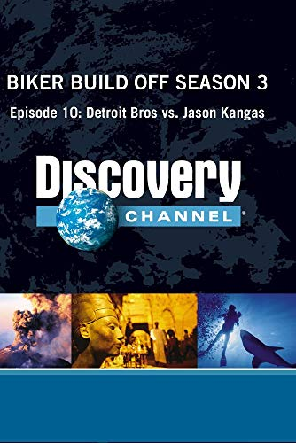 Biker Build Off Season 3 - Episode 10: Detroit Bros vs. Jason Kangas