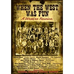 When the West Was Fun: A Western Reunion