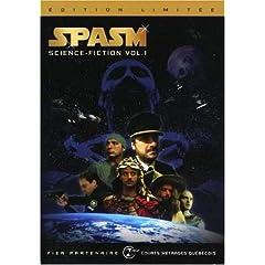 Spasm Science Fiction Vol. 1