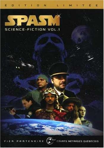 Spasm Science Fiction Vol. 1