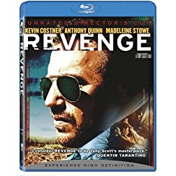 Revenge (Unrated Director's Cut) [Blu-ray]