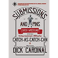 Submissions and Pins from Carnival Style Catch Wrestling