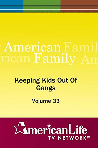 Keeping Kids Out Of Gangs