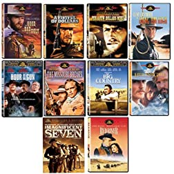 Ultimate Westerns DVD Giftpack