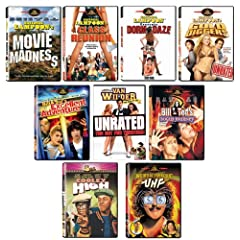 Ultimate Summer Break DVD Giftset