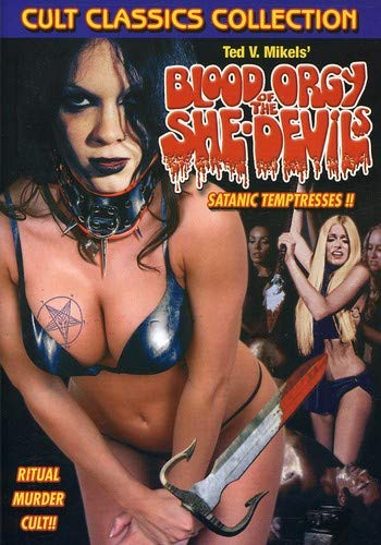 Blood Orgy of the She Devil