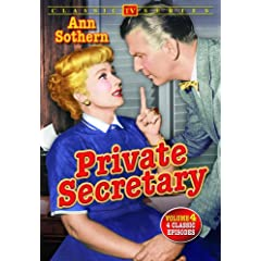 Private Secretary: TV Series, Vol. 4