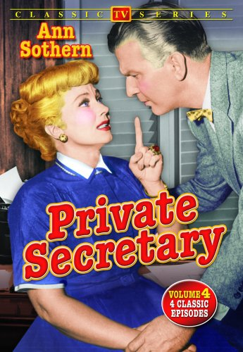 Private Secretary: TV Series, Vol. 4