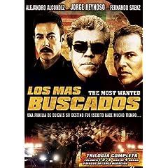 Los Mas Buscados Trilogy  (Spanish) 2 disc