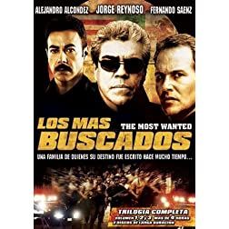 Los Mas Buscados Trilogy  (Spanish) 2 disc