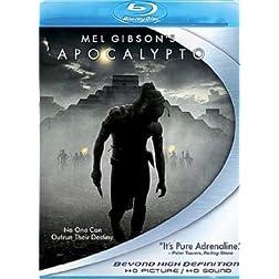 Mel Gibson's Apocalypto [Blu-ray]