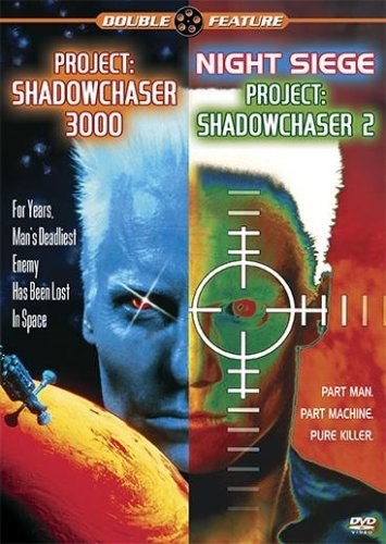 Project: Shadowchaser 3000 / Night Siege - Project: Shadowchaser 2 (Double Feature)